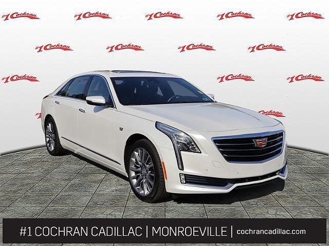 2018 Cadillac CT6 Luxury AWD for sale in Monroeville, PA