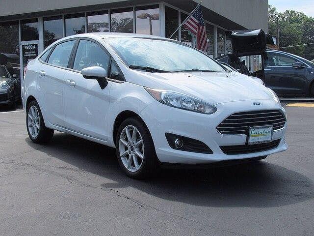 2019 Ford Fiesta SE for sale in Fairfax, VA