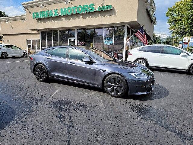 2021 Tesla Model S Plaid for sale in Fairfax, VA