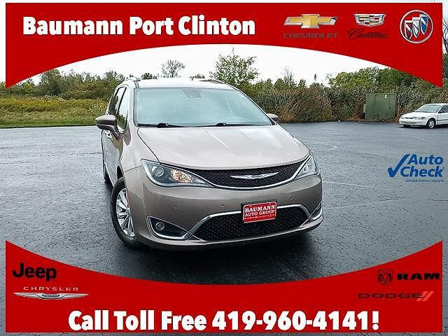 2018 Chrysler Pacifica Touring L for sale in Port Clinton, OH