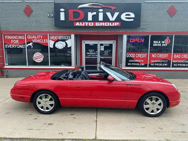 2002 Ford Thunderbird Deluxe for sale in Eastpointe, MI