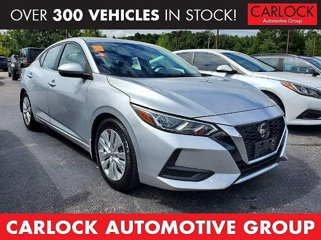 2020 Nissan Sentra S for sale in Tupelo, MS