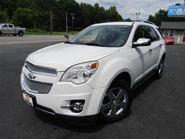 2014 Chevrolet Equinox LTZ for sale in Stafford, VA