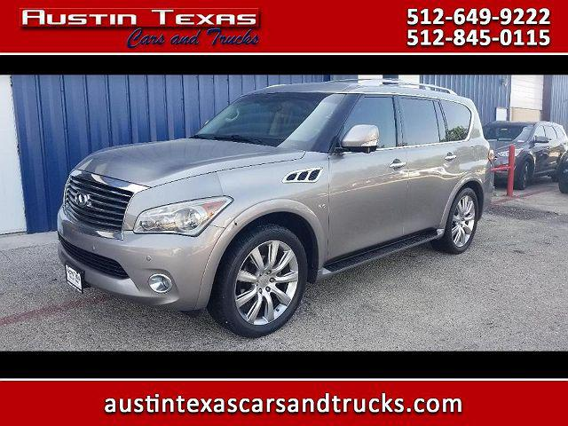 2014 INFINITI QX80 2WD 4dr for sale in Austin, TX