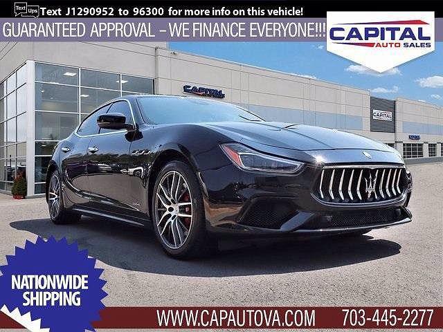 2018 Maserati Ghibli S Q4 GranSport for sale in Chantilly, VA