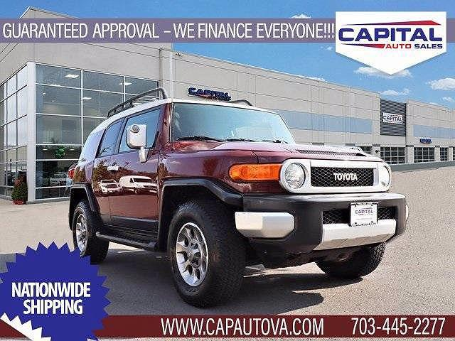 2011 Toyota FJ Cruiser 4WD 4dr Auto (Natl) for sale in Chantilly, VA
