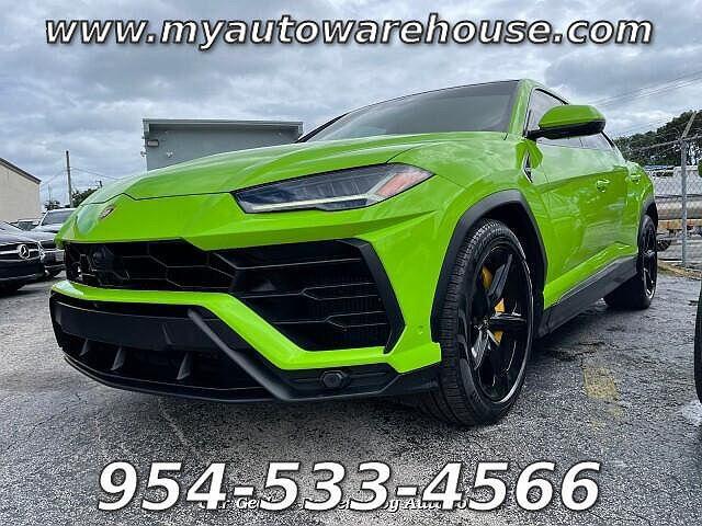 2019 Lamborghini Urus AWD for sale in Davie, FL