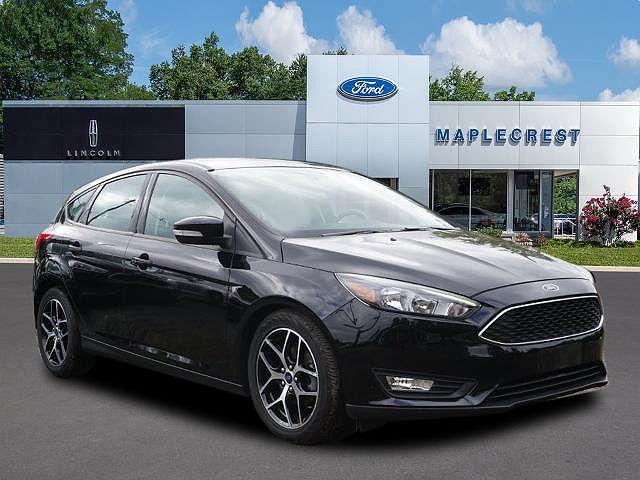 2017 Ford Focus SEL for sale in Union, NJ