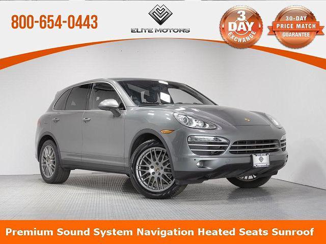 2014 Porsche Cayenne Platinum Edition for sale in Waukegan, IL