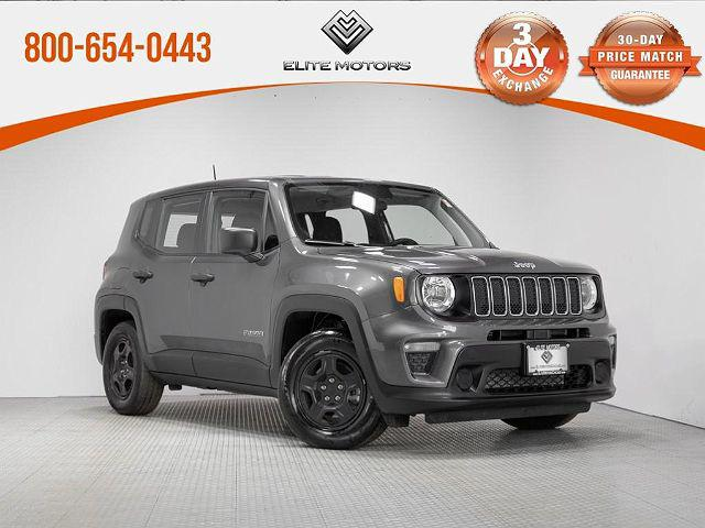 2019 Jeep Renegade Sport for sale in Waukegan, IL