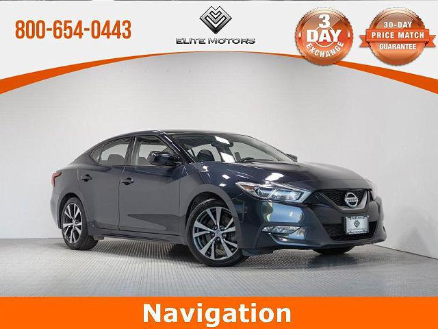2017 Nissan Maxima S for sale in Waukegan, IL