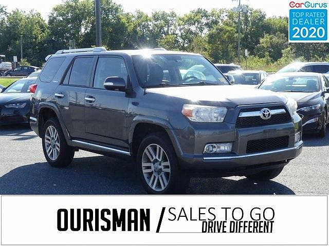 2010 Toyota 4Runner Limited for sale in Frederick, MD