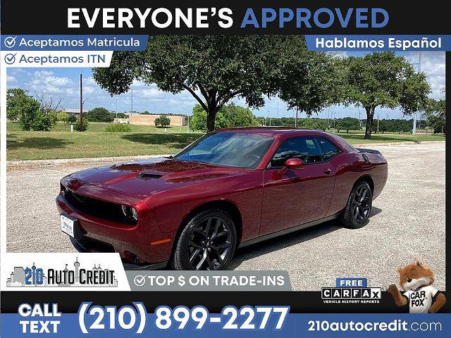 2019 Dodge Challenger SXT for sale in San Antonio, TX
