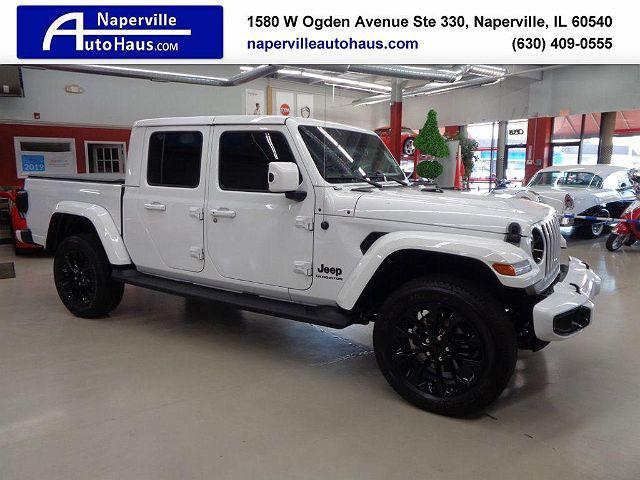 2021 Jeep Gladiator Overland for sale in Naperville, IL