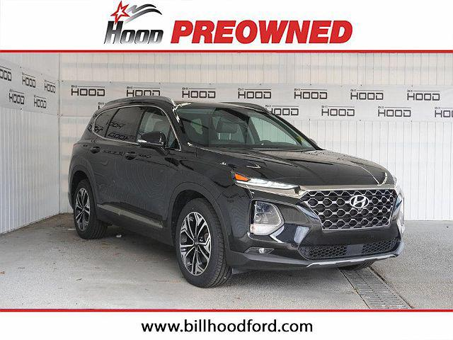 2020 Hyundai Santa Fe Limited for sale in Hammond, LA