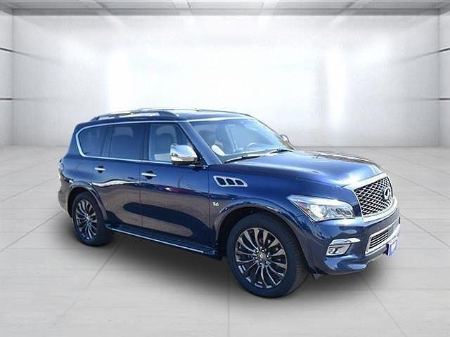 2017 INFINITI QX80 Limited for sale in Lubbock, TX