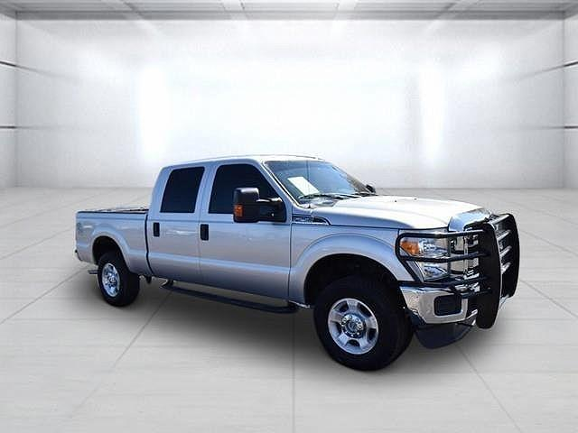2016 Ford F-250 XLT for sale in Lubbock, TX