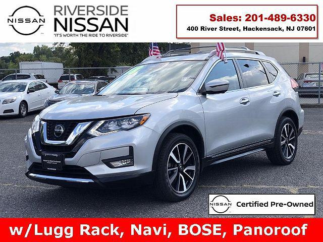 2018 Nissan Rogue SL for sale in Hackensack, NJ