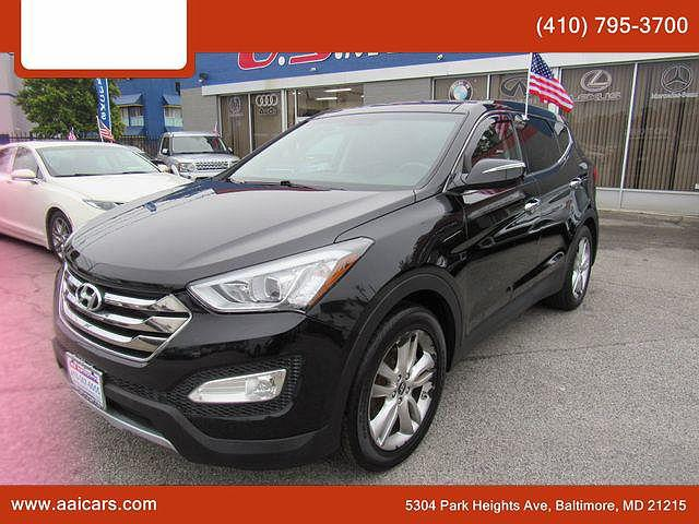 2013 Hyundai Santa Fe 2.0T Sport for sale in Baltimore, MD