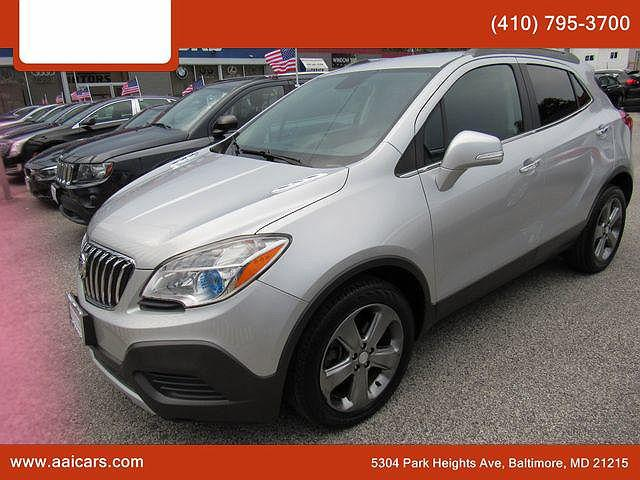 2014 Buick Encore FWD 4dr for sale in Baltimore, MD