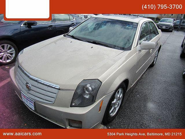 2007 Cadillac CTS 4dr Sdn 3.6L for sale in Baltimore, MD