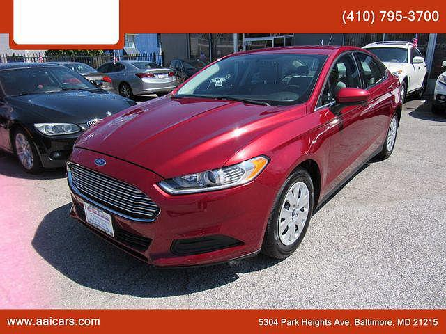 2014 Ford Fusion S for sale in Baltimore, MD