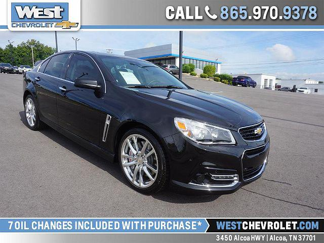 2014 Chevrolet SS 4dr Sdn for sale in Alcoa, TN