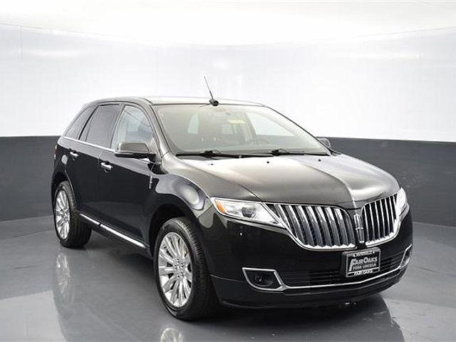 2013 Lincoln MKX AWD 4dr for sale in Naperville, IL