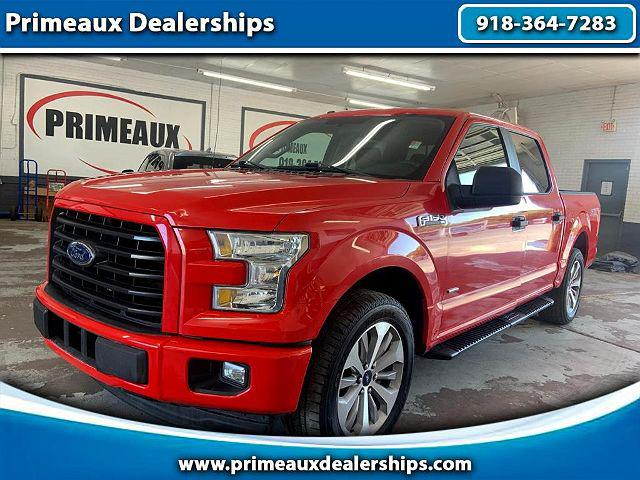 2017 Ford F-150 XL for sale in Bixby, OK