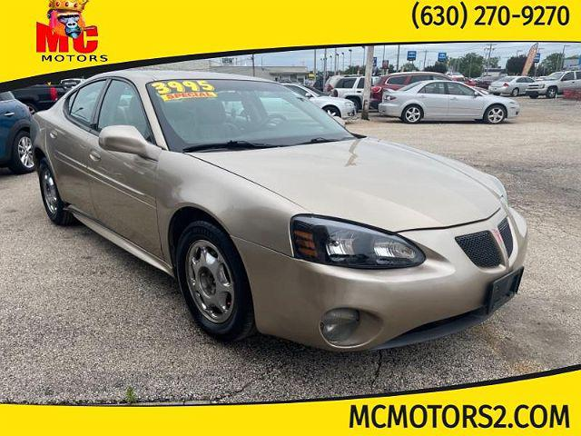 2004 Pontiac Grand Prix GT1 for sale in East Dundee, IL