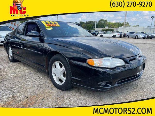2000 Chevrolet Monte Carlo SS for sale in East Dundee, IL