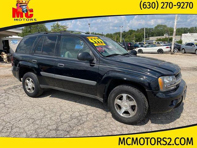 2005 Chevrolet TrailBlazer LS for sale in East Dundee, IL
