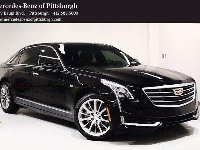 2017 Cadillac CT6 Luxury AWD for sale in Pittsburgh, PA