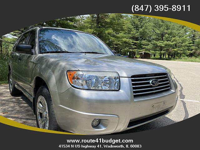 2007 Subaru Forester X for sale in Wadsworth, IL