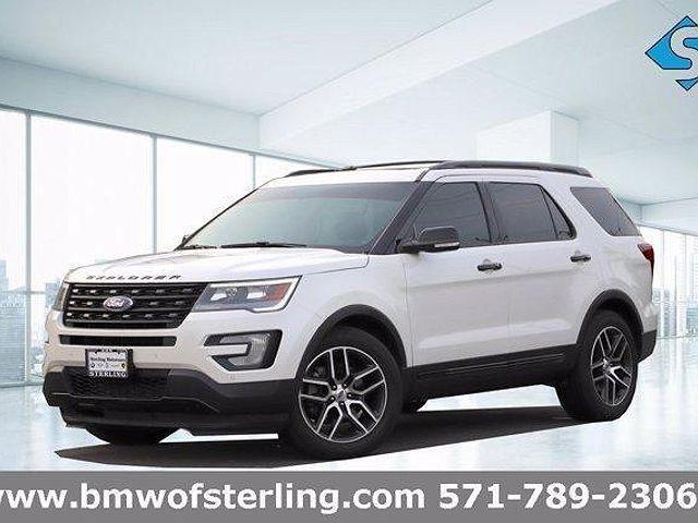 2016 Ford Explorer Sport for sale in Sterling, VA