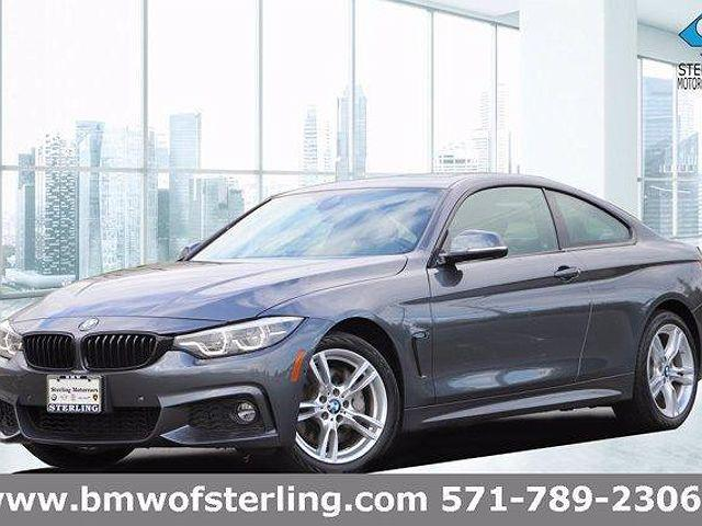 2020 BMW 4 Series for sale near Sterling, VA