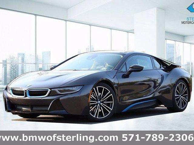 2019 BMW i8 Coupe for sale in Sterling, VA