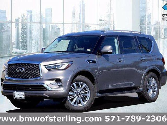 2019 INFINITI QX80 LUXE for sale in Sterling, VA