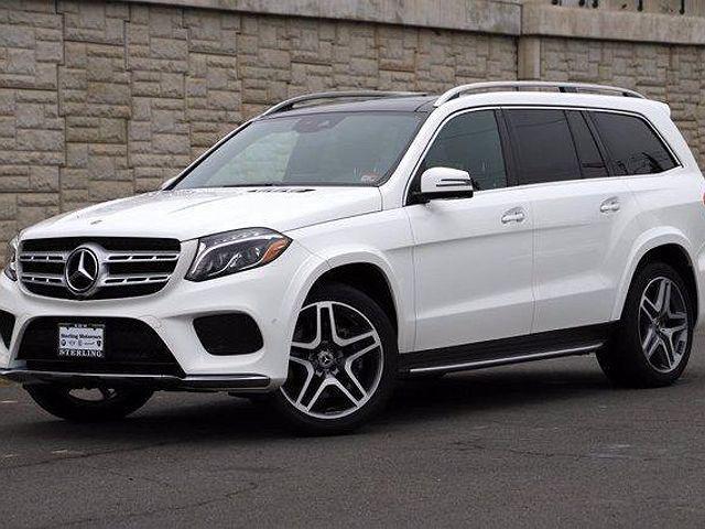 2019 Mercedes-Benz GLS GLS 550 for sale in Sterling, VA