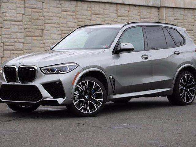 2021 BMW X5 M Sports Activity Vehicle for sale in Sterling, VA