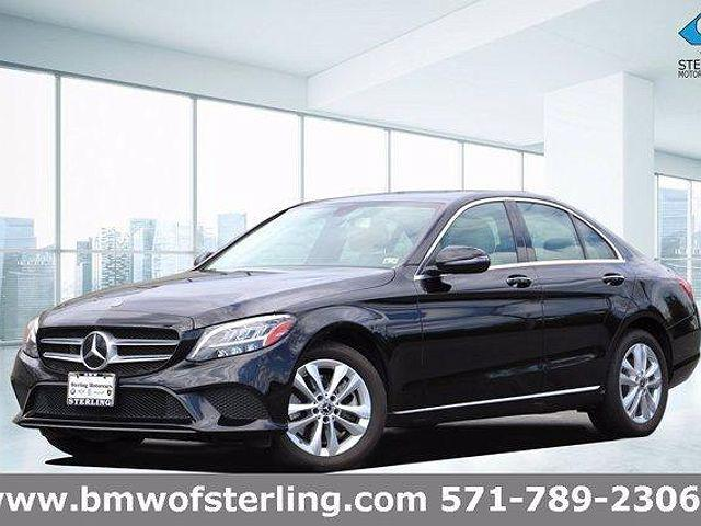 2019 Mercedes-Benz C-Class C 300 for sale in Sterling, VA