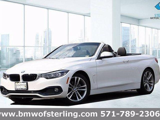 2018 BMW 4 Series for sale near Sterling, VA