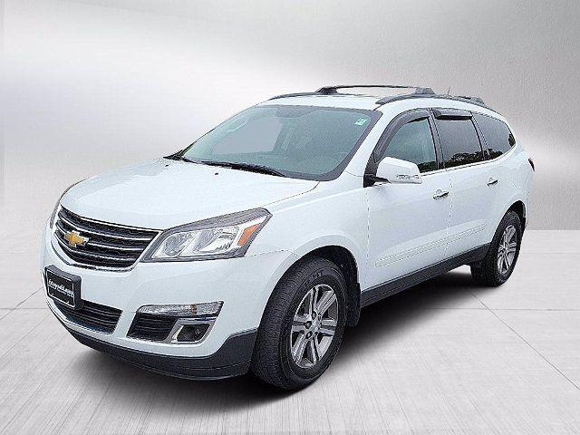 2016 Chevrolet Traverse LT for sale in Frederick, MD