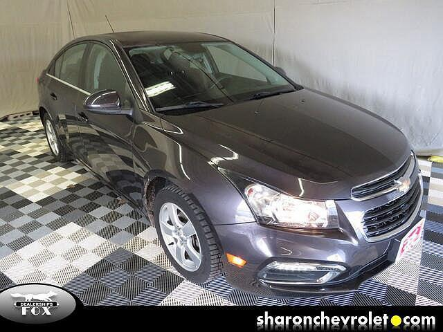 2015 Chevrolet Cruze LT for sale in Liverpool, NY