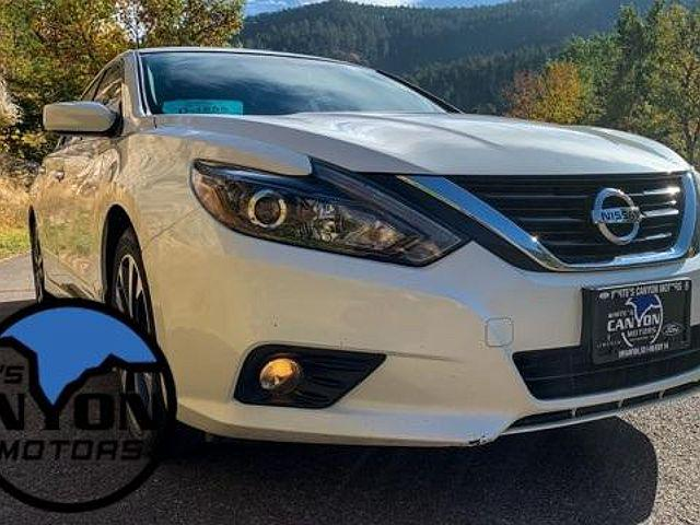 2017 Nissan Altima 2.5 SR for sale in Spearfish, SD