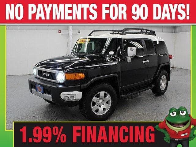 2007 Toyota FJ Cruiser for sale near Herculaneum, MO