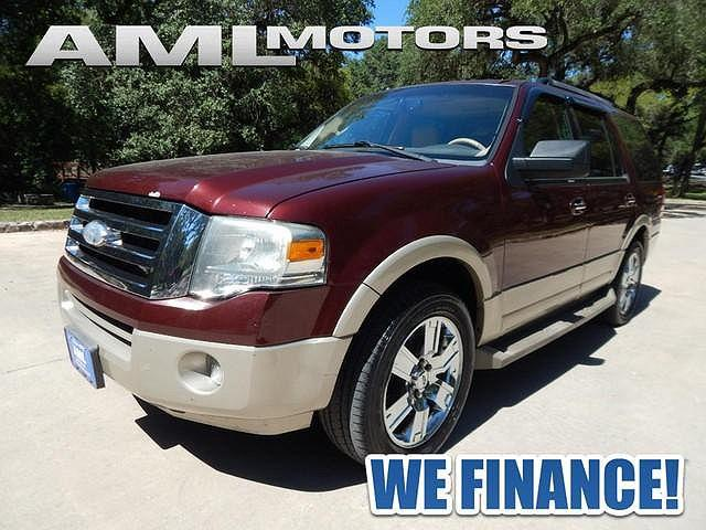 2009 Ford Expedition Eddie Bauer for sale in San Antonio, TX