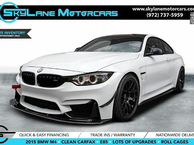 2015 BMW M4 2dr Cpe for sale in Carrollton, TX