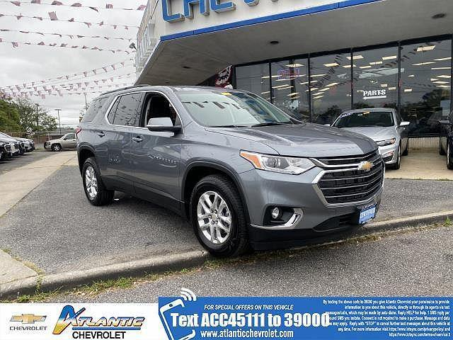 2021 Chevrolet Traverse LT Cloth for sale in Bay Shore, NY