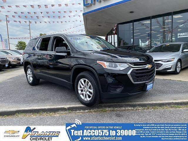 2018 Chevrolet Traverse LS for sale in Bay Shore, NY